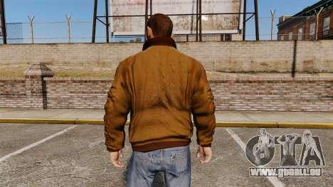 Olimpijka-Adidas Originals Nizza-D pour GTA 4 secondes d'écran