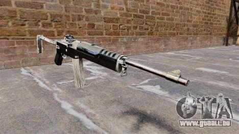 Chargement automatique fusil Ruger Mini-14 pour GTA 4