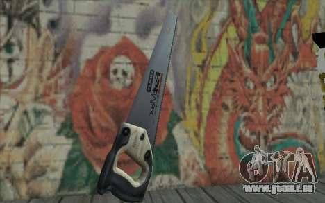 Holzsäge für GTA San Andreas zweiten Screenshot