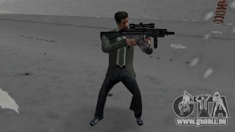 Custom MP5 pour GTA Vice City
