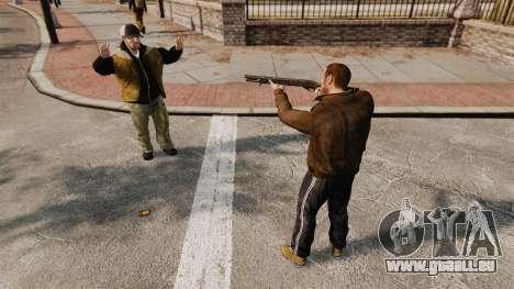 En otage pour GTA 4
