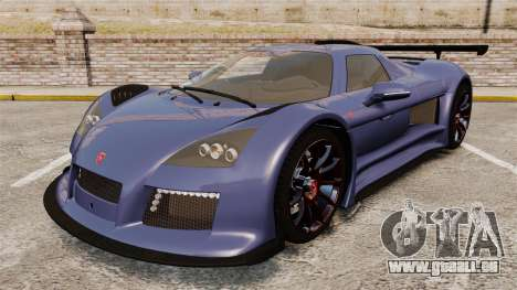 Gumpert Apollo S 2011 für GTA 4