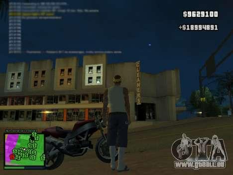 MFGTAFH v3.0 für GTA San Andreas