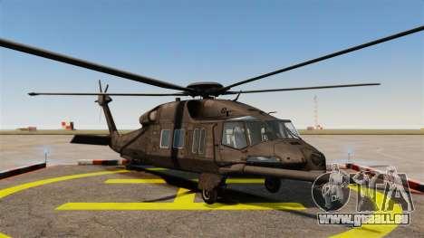 Sikorsky MH-X Silent Hawk [EPM] für GTA 4