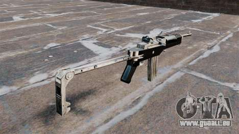 Chargement automatique fusil Ruger Mini-14 pour GTA 4 secondes d'écran