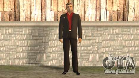 Mafia Boss pour GTA San Andreas