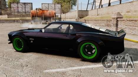 Ford Mustang RTRX für GTA 4 linke Ansicht