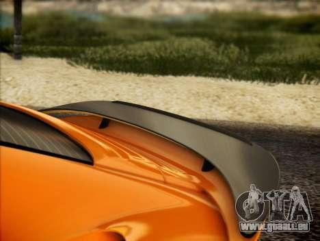 RUF RT12S für GTA San Andreas Seitenansicht