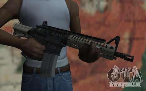 VLTOR SBR 5.56 no Sight pour GTA San Andreas troisième écran