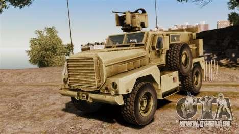 Cougar MRAP 4X4 für GTA 4