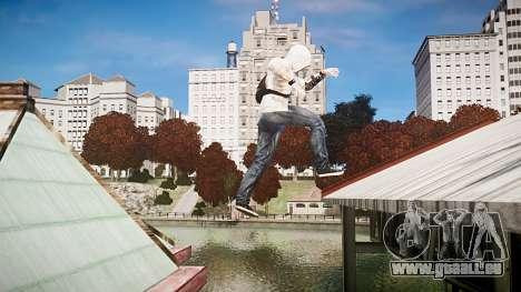 Dezmont Myles pour GTA 4 cinquième écran