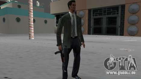 Kalashnikov pour le quatrième écran GTA Vice City