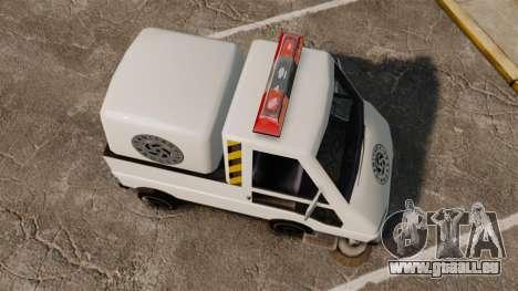 GTA SA Washer für GTA 4 rechte Ansicht