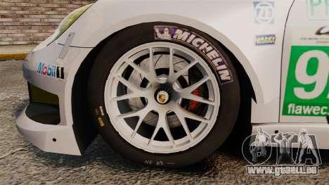Porsche 911 (991) RSR für GTA 4 Rückansicht