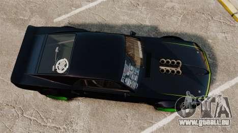 Ford Mustang RTRX für GTA 4 rechte Ansicht