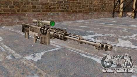 AS50 Scharfschützengewehr für GTA 4