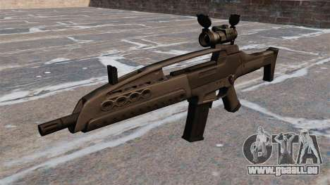 Fusil d'assaut HK XM8 pour GTA 4