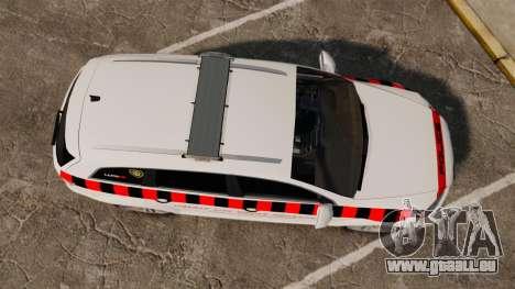 Audi Q7 Enforcer [ELS] pour GTA 4 est un droit