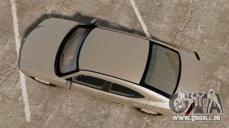 Dodge Charger SE 2006 für GTA 4 rechte Ansicht