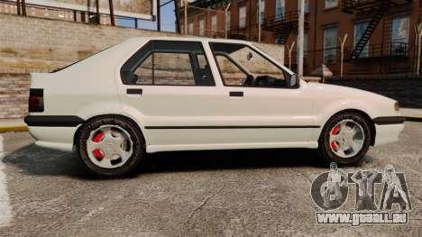 Renault 19 Europa für GTA 4 linke Ansicht