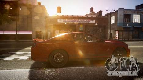 Direct Graphics pour GTA 4 quatrième écran
