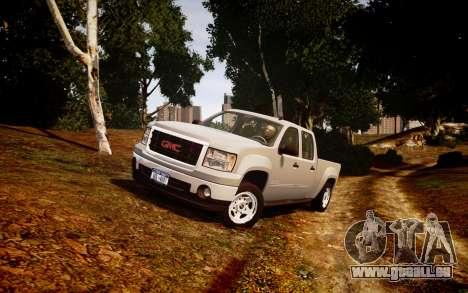 GMC Sierra 2500HD 2010 für GTA 4