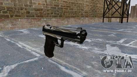 Pistolet Crysis 2 pour GTA 4
