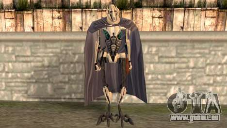 General Grievous für GTA San Andreas