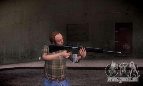 Lester de GTA V pour GTA San Andreas