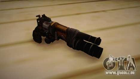 Die Waffe von Bulletstorm für GTA San Andreas