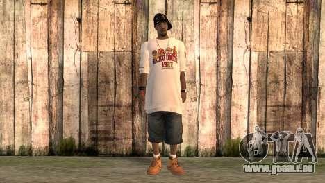 Rappeur Rand pour GTA San Andreas