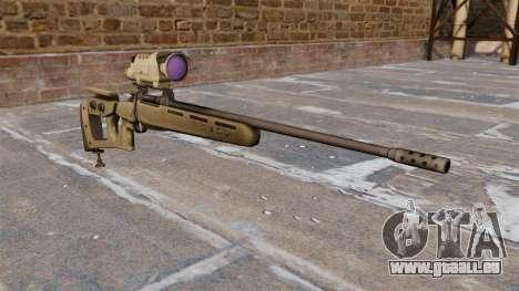 GOL-Sniper-Gewehr-Sniper Magnum für GTA 4