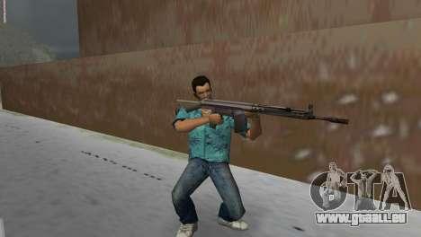 H&K G3A3 für GTA Vice City dritte Screenshot
