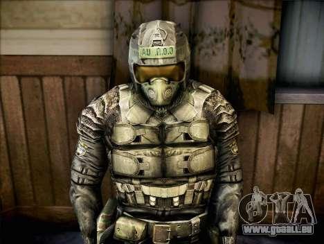 Militaire de call of Pripyat pour GTA San Andreas