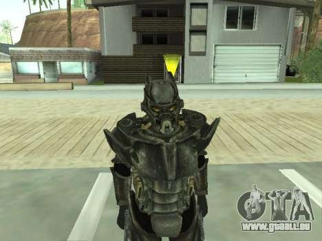 New skin from Fallout 3 pour GTA San Andreas quatrième écran