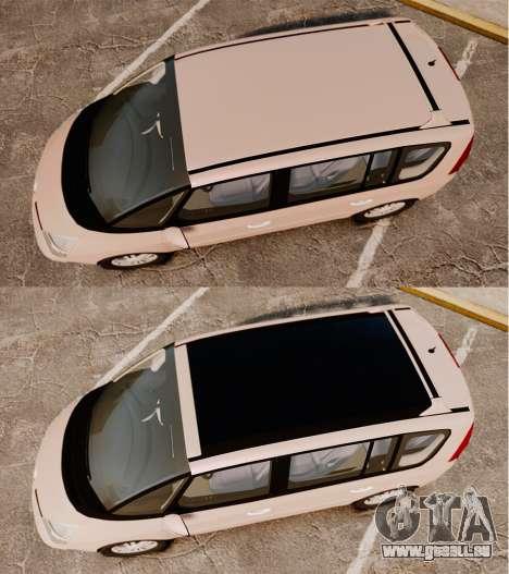 Renault Espace IV Initiale v1.1 für GTA 4 rechte Ansicht
