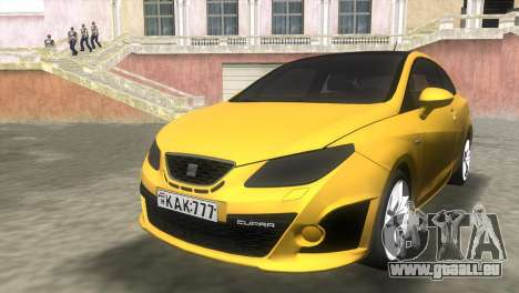 Seat Ibiza Cupra pour GTA Vice City