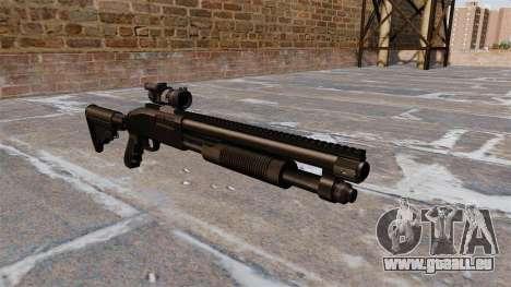 Fusil de chasse tactique pour GTA 4