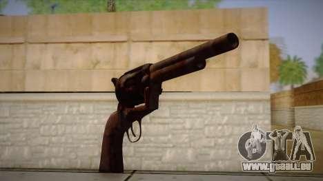 Colt Peacemaker (Rusty) pour GTA San Andreas