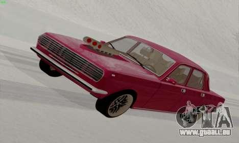 GAZ Volga 2410 Hot Road pour GTA San Andreas