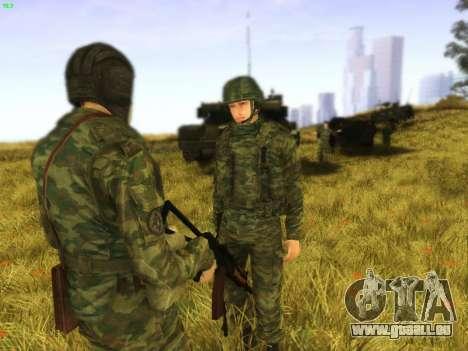 Panzerschütze für GTA San Andreas zweiten Screenshot