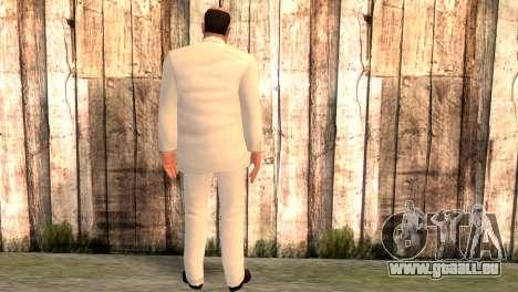 Joseph Clarence pour GTA San Andreas deuxième écran