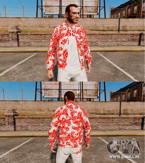 Vêtements-Bosco Sport- pour GTA 4
