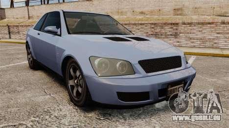 Sultan Coupe pour GTA 4
