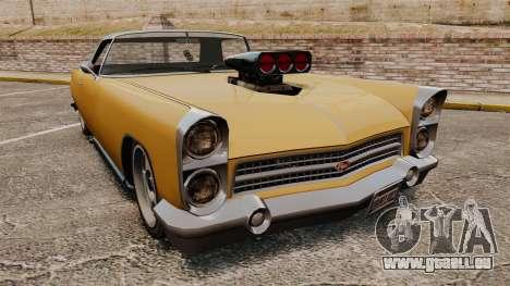 Peyote 1950 pour GTA 4