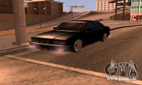 BMW 525 für GTA San Andreas
