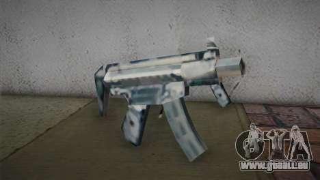 MP5K für GTA San Andreas