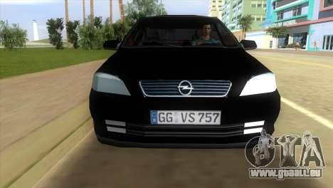 Opel Astra G Caravan 1999 für GTA Vice City zurück linke Ansicht