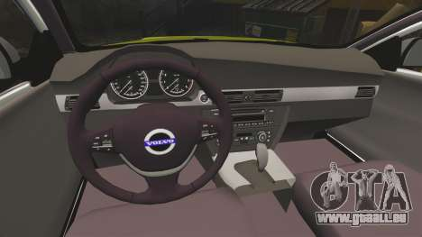 Volvo V70 Ambulance [ELS] für GTA 4 Innenansicht