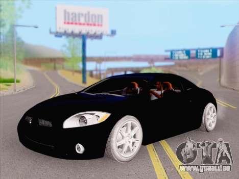 Mitsubishi Eclipse v4 pour GTA San Andreas